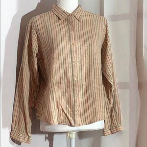 Long Sleeve Woolrich Shirt